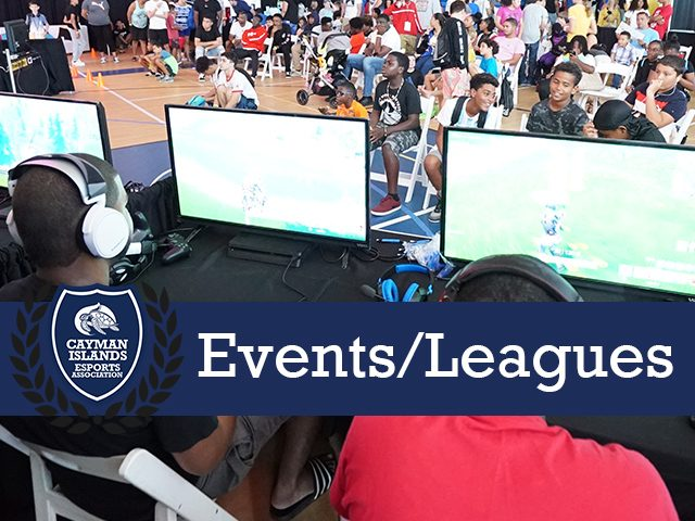 Events / Leagues